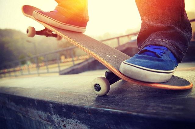 Scegliere skateboard classico