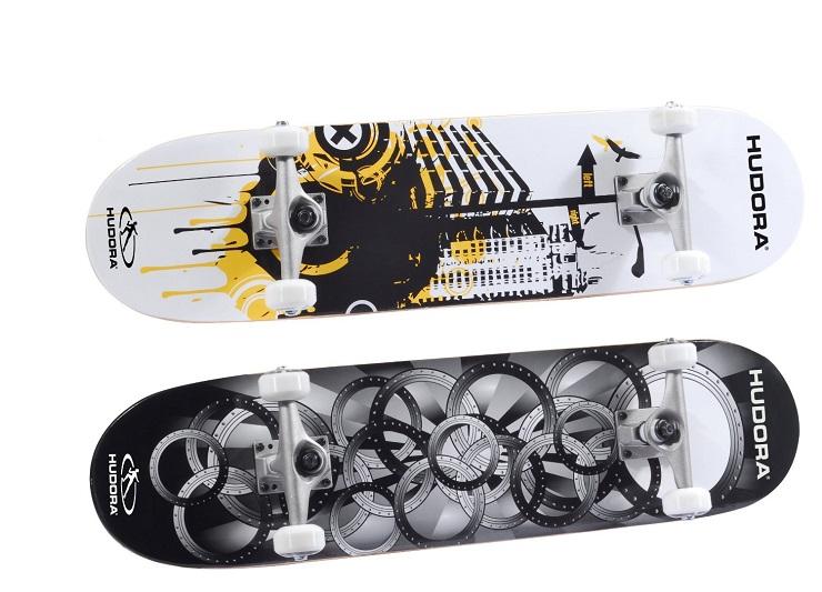 Skateboard classico Hudora