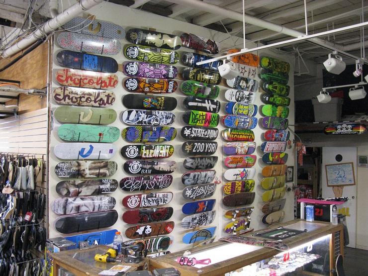 Come scegliere uno skateboard – la guida definitiva passo passo
