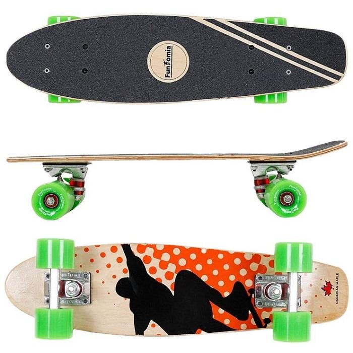 skate mini cruiser funtomia per iniziare