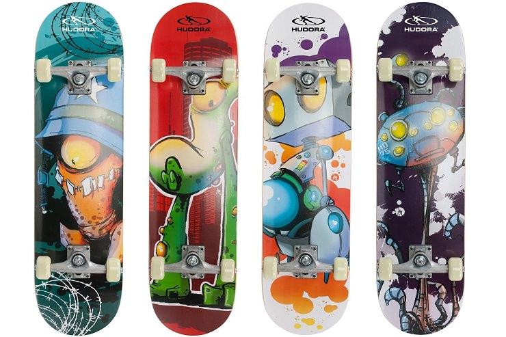 Skateboard per bambini: ecco i migliori 10 per iniziare