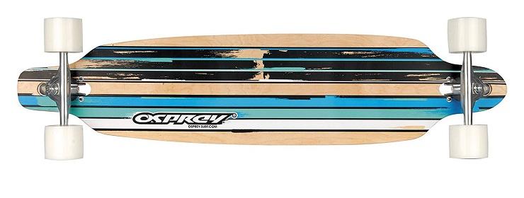longboard per principianti osprey