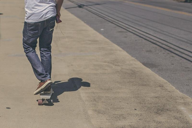 Skate per iniziare