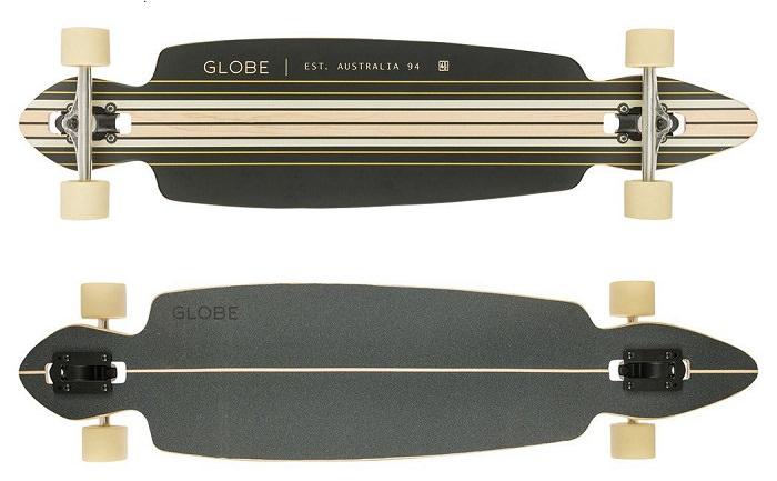globe longboard