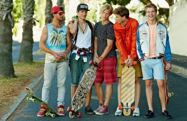 Ti vesti e assomigli a uno di questi ragazzi? Allora sei un top skaters