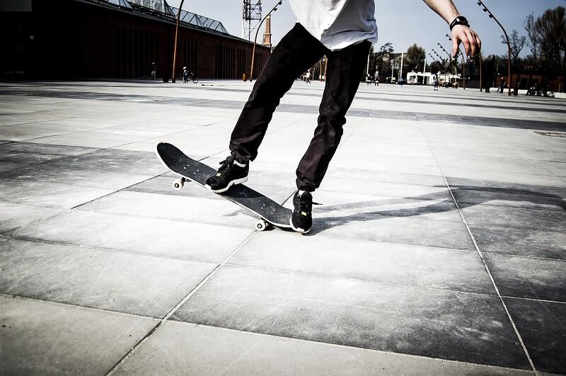 Skateboard professionali