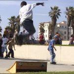 pista rampa per skateboard