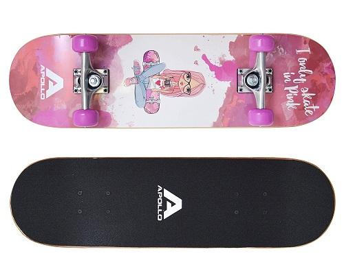 skateboard bambina: ecco i migliori 5 perfetti per le femminucce (+1 bonus)