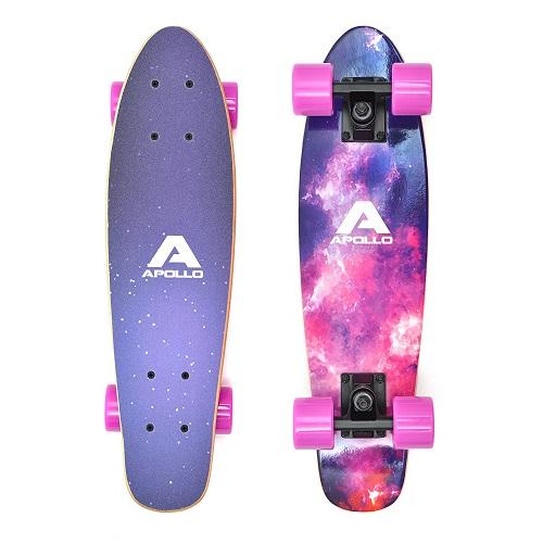 Fancy Apollo skateboard bambina