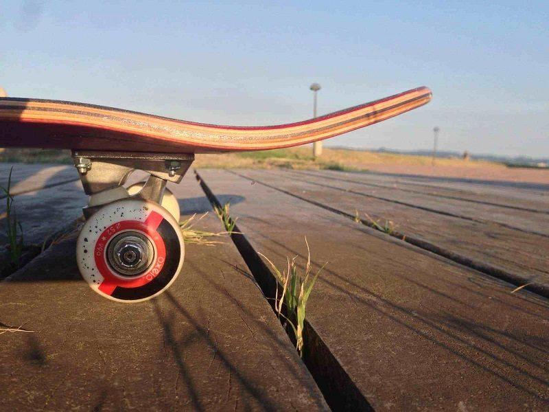 Ruote skateboard