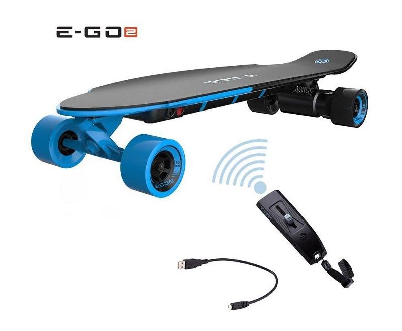 skateboard elettrcio yuneec