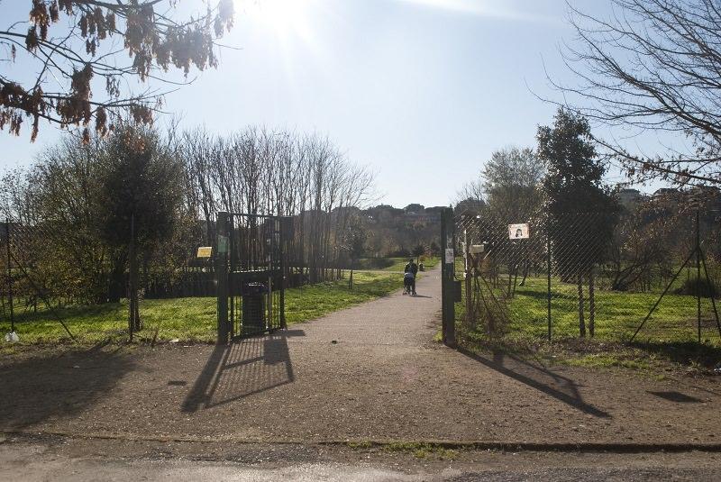 parco delle valli roma