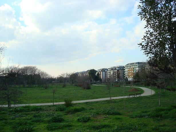 parco valli roma