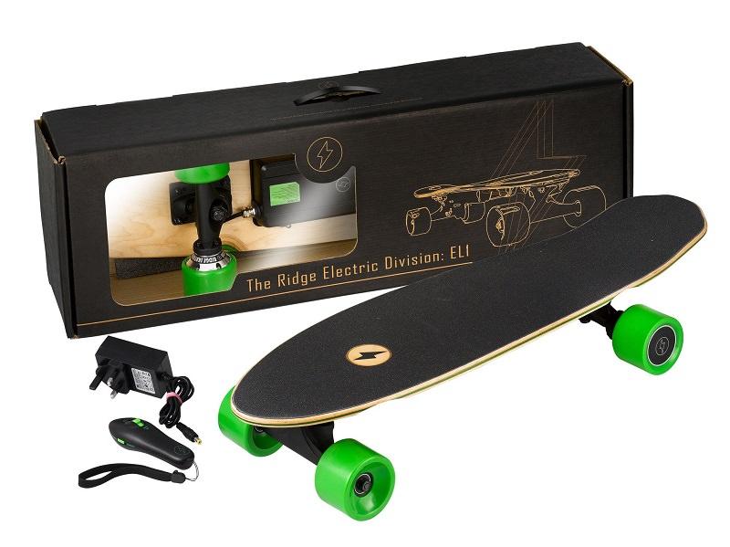skateboard elettrico ridge