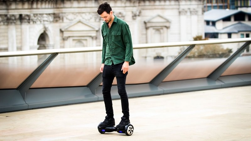 hoverboard assistenza
