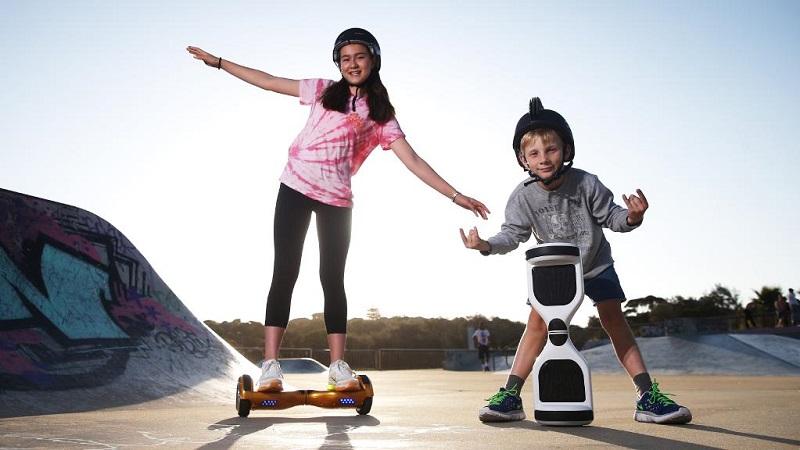 hoverboard per bambini